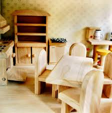 dollhouse miniature furniture free plans instructions dollhouse kitchen interior