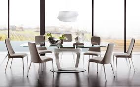 il decor furniture orbital glass dining table cs 4064