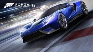 campaign car catalog forza motorsport 6