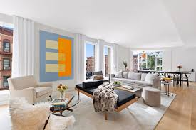 home design nyc warm contemporary apartment living in park slope brooklyn designed