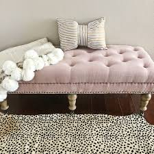 Tufted Bedroom Bench Pink Tufted Bench Delightful Ilration Superb At Mabur Suitable
