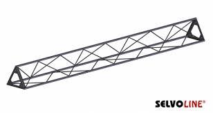 tralicci in ferro traliccio triangolare lato 20 cm tralicci selvoline official