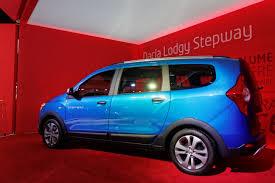 renault lodgy modified file dacia lodgy stepway mondial de l u0027automobile de paris 2014
