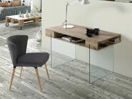 bureau bois acier bureau bois acier bureau vintage en bureau bois pied acier