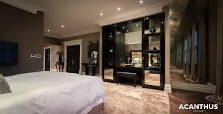 Zen Type Bedroom Design Zen Bedroom In Black Oak Acanthus