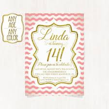 90 best teen birthday invitations images on pinterest american