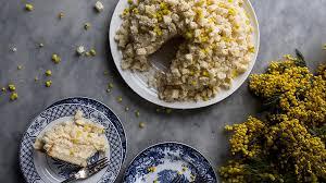 mimosa cuisine orange blossom mimosa cake cake recipes sbs food