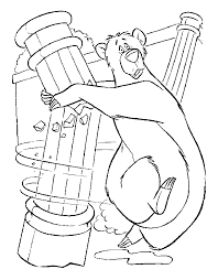 coloring junglebook coloring pages 19
