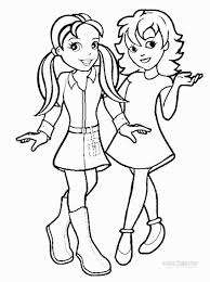 splendid polly pocket coloring pages to print printable coloring