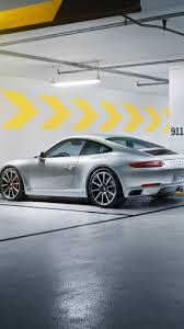 porsche silver download wallpaper 750x1334 porsche 911 carrera s silver side