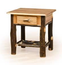 109 best rustic hickory u0026 oak log furniture images on pinterest