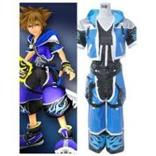 Kingdom Hearts Halloween Costumes Kingdom Hearts 2 Mulan Cosplay Costumes Game Costumes