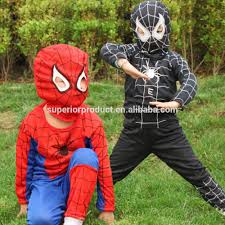 black suit halloween halloween black costume party cosplay spiderman suit spider man