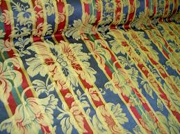 Home Decor Weight Fabric by Additional Pictures Of Closeout Stripe Floral Brocade Upholstery