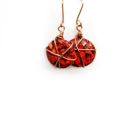 earrings world world of warcraft jewelry orgrimmar horde earrings geeky mcfangirl
