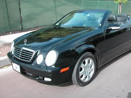 2000 mercedes benz clk320 convertible one owner super clean city