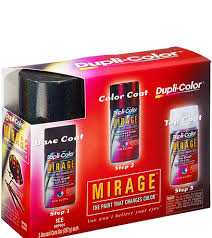 mirage color shifting automotive paint aerosol kit dupli color