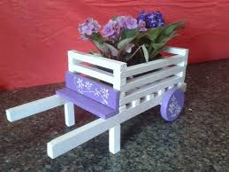 colorful pallet wheelbarrow planters 101 pallets