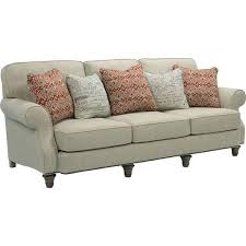 Broyhill Loveseat Prices Broyhill Whitfield T Shaped Cream Chenille Sofa Free Shipping