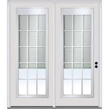 low e glass doors mmi door 63 in x 81 75 in classic clear low e glass full lite