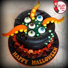 how to make a cauldron cake for halloween she who bakes