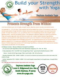 daytona anahata yoga yoga studio daytona beach florida volusia