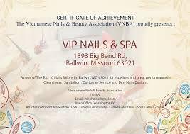 gallery nail salon ballwin nail salon 63021 vip nails u0026 spa