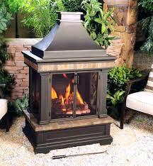 propane outdoor fireplace prefab outdoor fireplaces portable propane outdoor fireplace table