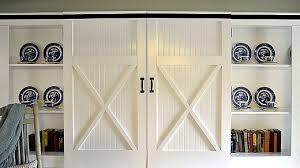 white sliding door cabinet 15 barn doors with inspiring designs white barn door as a cabinet