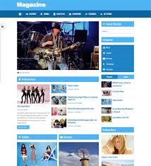 design magazine online magazine layout templates template business