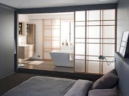 chambre style japonais suite parentale 10 aménagements pour s inspirer et rêver porte