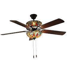 Stained Glass Ceiling Fan Light Shades Glass Replacement Shades For Ceiling Fans Charming Light
