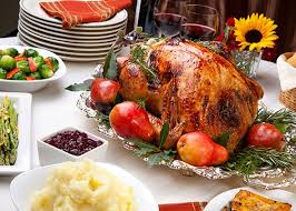 thanksgiving plan a shopping list cooking schedule and