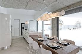 concrete interior design the sheer beauty of concrete walls