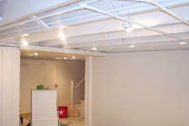 Unfinished Basement Ceiling lighting for low basement ceiling electrical diy chatroom