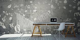 papier peint de bureau papiers peints bureau mur aux dimensions myloview fr