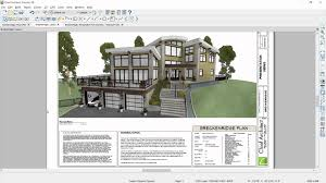 real estate floor plans software chief architect x8 u2013 perspective layout views youtube