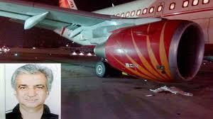 Turbine Engine Mechanic Air India Technician U0027s Death Last Few Minutes Of Deceased Ravi