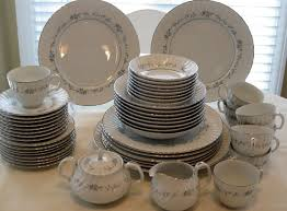 51 pc set mikasa china dinnerware justina from thedaisychain on