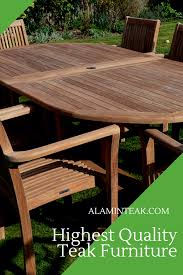 what is the best for teak furniture 7 tips on caring for teak wood furniture by alaminteak