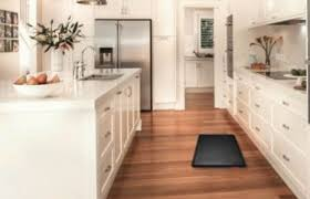 Cushioned Kitchen Floor Mats by Anti Fatigue Kitchen Floor Gel Mat Cushioned Kitchen Rugs
