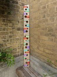 Garden Art Pole Ella Robinson Decorative Objects