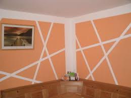wandgestaltung mit farbe muster 65 wand streichen ideen muster streifen und struktureffekte