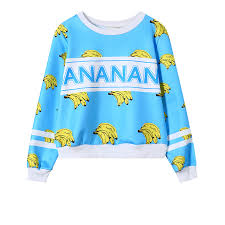 banana sweater japanese harajuku banana sweaters kawaii harajuku