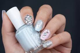 nail art blingy rhinestones from lady queen nail