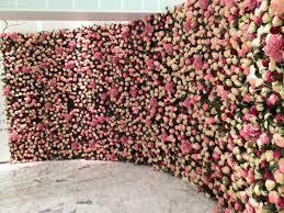 Fake Flowers My Camera My Best 25 Flower Wall Ideas On Pinterest Flower Wall Wedding