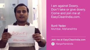 berger paints easy clean india initiative youtube