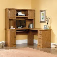 Orchard Hills Computer Desk With Hutch by Amazon Com Sauder Orchard Hills Corner Computer Desk Carolina