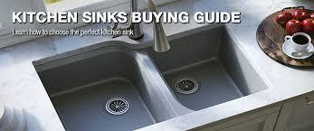 Kitchen Zinc Or Sink by Kitchen Sinks Buying Guide At Menards