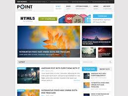 point u2014 free wordpress themes
